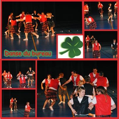 gala 2012 danse du bureau