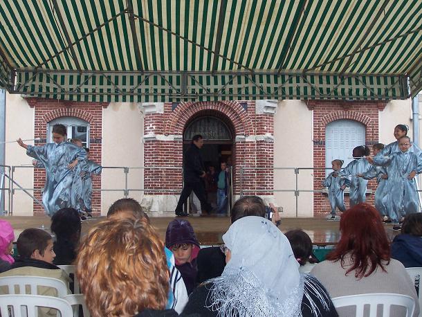 majorettes danse des petites 2007