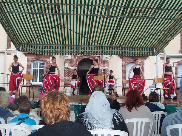 mainvilliers danse des moyennes 2007
