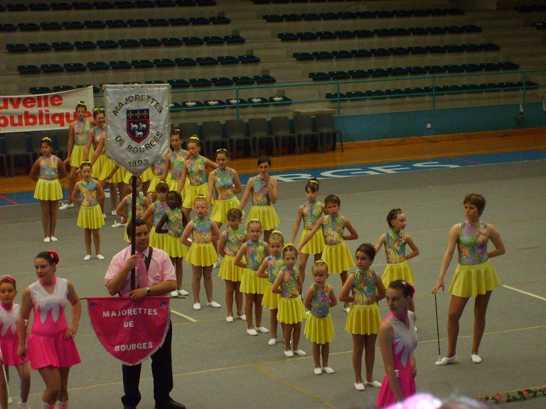 FESTIVAL BOURGES 2007