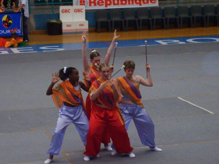danse des grandes 2007