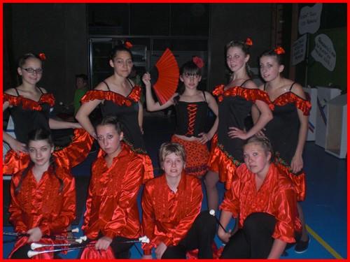 gala 2012 ESPAGNOLE