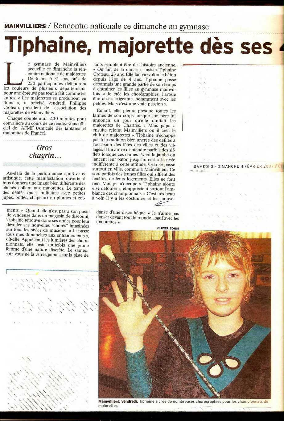 Revue de presse duos 2007
