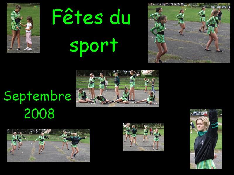 fête du sport 2008