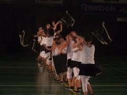 gala 2008 danse des drapeaux