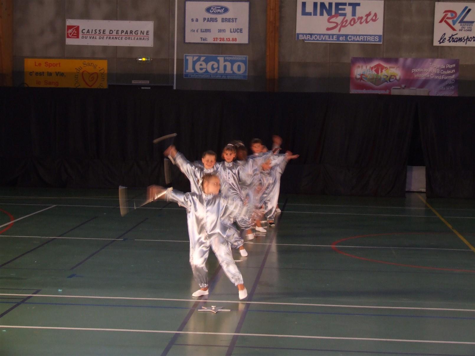 gala danse des petites 2007