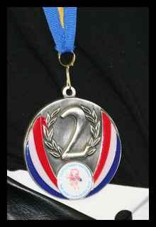 duos margaux et jennifer medaille 2010