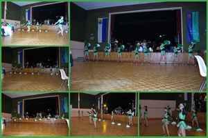 jumelage danse des pompons