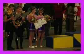 duos maelis et emilie podium 2010