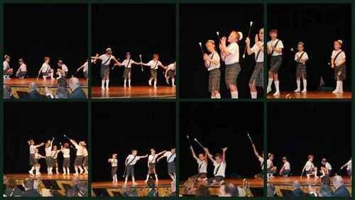 telethon 2009 danse irlandais